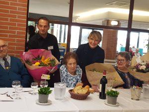 Les 106 ans de Madame Soubrier !!!