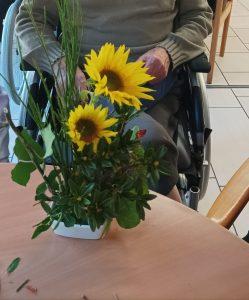 Atelier Florale avec Isabelle Malatray